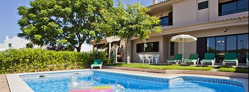 MY VILLAS RENTALS IN THE ALGARVE